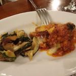 イル・バーカロ - (メニュー名忘れましたが)食べた料理