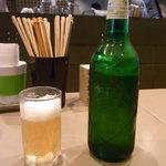 つけ麺 五ノ神製作所 - 2011年4月:ハートランドビールおいてるのはいいね。