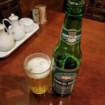 台南担仔麺 - 台湾ビール