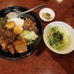 78940676 - 魯肉飯定食