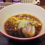 麺や134 - 正油ラーメン680円