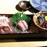魚が旨い謎の店。UROKO -