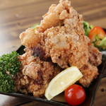 お肉と魚と貝のどれもこれも - 塩麹漬けトリカラ