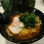 麺家 歩輝勇 - 料理写真:ラーメン 750円