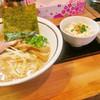 麺屋 万年青 - 料理写真:ランチセット