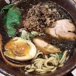 78943325 - 黒胡麻ブラック担々麺