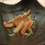 鮨 しゅんぺい - 赤貝の酢の物
