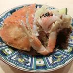 鮨 しゅんぺい - セコガニ