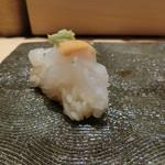 鮨 しゅんぺい - ケンサキイカ