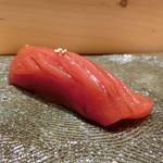 鮨 しゅんぺい - 長崎県産 漬けマグロ