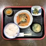 気まぐれ - 日暮里・四季旬菜氣まぐれさば味噌煮750円