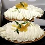 マーガレット菓子店 - 料理写真:レモンタルト