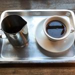 寺崎コーヒー - ドリンク写真:ドリップコーヒー ビフツ グディアナ