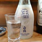 トキワ寿司 - お酒