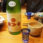 露石 - 冨久錦 生酛純米 生原酒