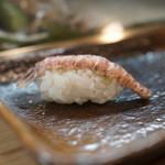 トキワ寿司 - しゃこ