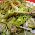 7895557 - 肉野菜炒め