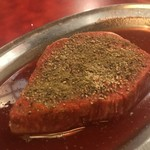 焼肉 一力 - 料理写真:ヒレ角切り