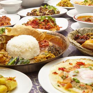 ★各種コース料理もご用意しております♪