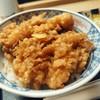 天茂 - 料理写真:かき揚げ丼