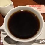 珈琲茶館 集 - セットの珈琲