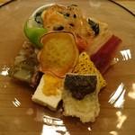 料理屋くおん - 料理写真:八寸