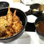 日本料理 まつい - 天丼