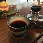 ワイズ カフェ - コロンビア&モンブラン