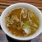 78955003 - 牛すじスープ