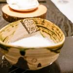 レストラン リュウ - 大根スープ