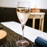 レストラン リュウ - 泡