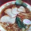 手打中華 餐 - 料理写真:醤油味中華大盛り