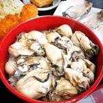 漁師の海鮮丼 -