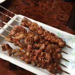 馬記 蒙古肉餅 - 羊串