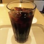 カフェ ソラーレ - アイスコーヒーL