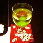 Umenohana - ワイン(梅入り)