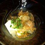 Umenohana - 冷やし豆腐