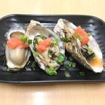 78961750 - ◉蒸し牡蠣  税別300円