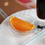 喫茶ツヅキ - オレンジ☆