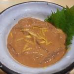 佐渡蔵 - イカ味噌辛