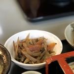 くら - 蕎麦御膳1080円