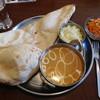 インド料理 バイラブ サモサ - 料理写真:一種類カレーセットのチキンカレー¥780-
