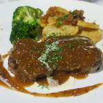 78970493 - 牛ロース肉のステーキ