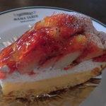 ママタルト - 料理写真:イチゴのタルト