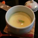 おかむら - 茶碗蒸し付