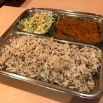 カフェと印度家庭料理 レカ - クミン入りチャハーン