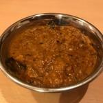 カフェと印度家庭料理 レカ - ベイガンバルタ