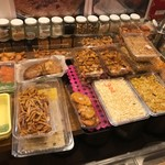 カフェと印度家庭料理 レカ - テイクアウト販売のインド菓子たち