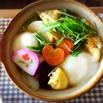 ピコスプーン - 料理写真:具沢山の具雑煮