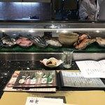 すし処 絲魚 - カウンターがやはり好き!